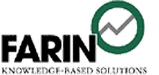 Farin and Associates logo promoting knowledge-based solutions